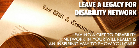 disability network will leegacy